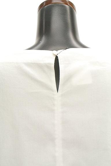 ANAYI(アナイ)の古着「ボートネックパフ袖カットソー(カットソー・プルオーバー)」大画像5へ
