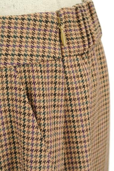 Reflect(リフレクト)の古着「タックフレアガウチョパンツ(パンツ)」大画像4へ