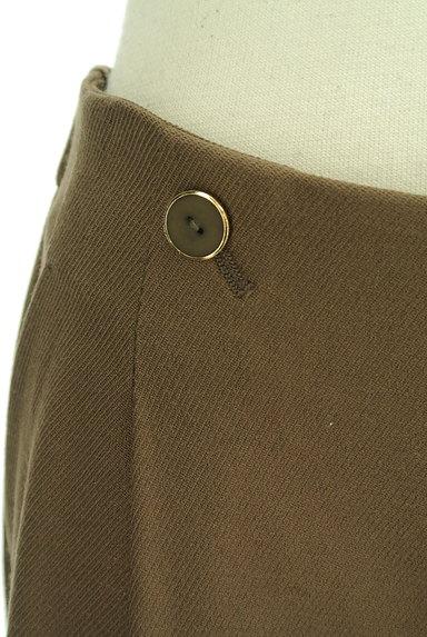Reflect(リフレクト)の古着「ハイウエストワイドミモレパンツ(パンツ)」大画像4へ