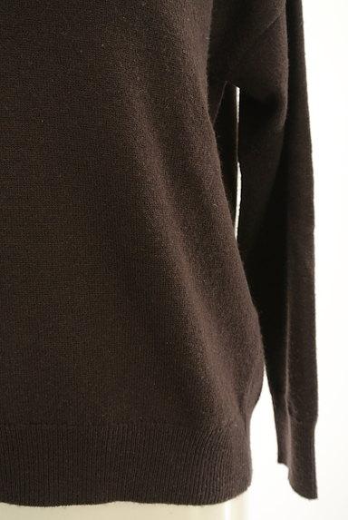 23区(23ク)の古着「無地Vネックニット(セーター)」大画像5へ