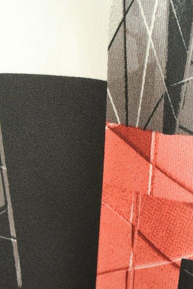 Reflect(リフレクト)の古着「総柄タックフレアスカート(スカート)」大画像5へ