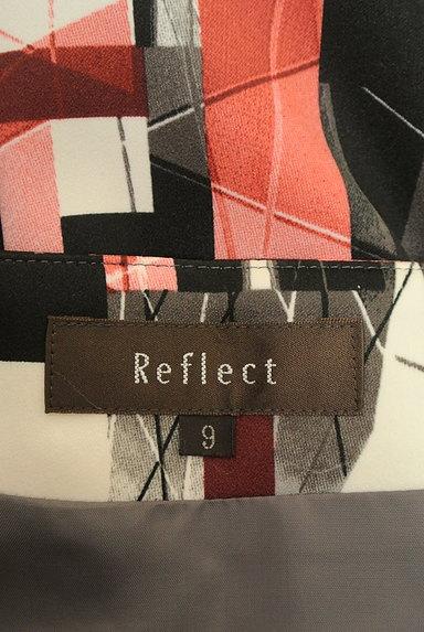 Reflect(リフレクト)の古着「総柄タックフレアスカート(スカート)」大画像6へ
