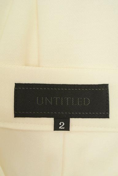 UNTITLED(アンタイトル)の古着「タックワイドパンツ(パンツ)」大画像6へ