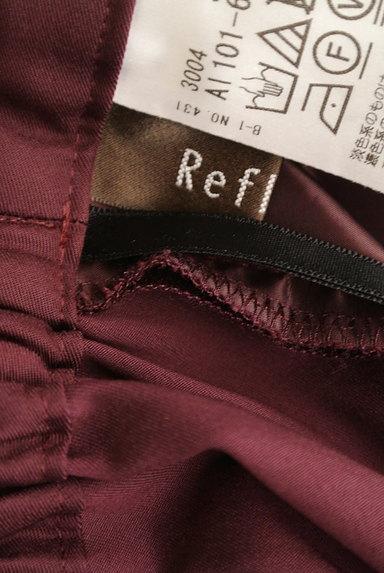 Reflect(リフレクト)の古着「センタープレスワイドミモレパンツ(パンツ)」大画像6へ