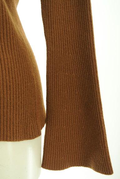 Edition(エディション)の古着「リブ切替美ラインニット(セーター)」大画像5へ