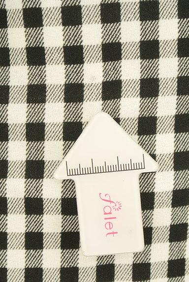Snidel(スナイデル)の古着「ギンガムマーメイドロングスカート(ロングスカート・マキシスカート)」大画像5へ