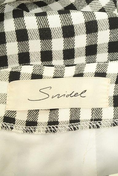 Snidel(スナイデル)の古着「ギンガムマーメイドロングスカート(ロングスカート・マキシスカート)」大画像6へ