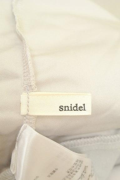 Snidel(スナイデル)の古着「花柄インナーパンツミニスカ(ショートパンツ・ハーフパンツ)」大画像6へ