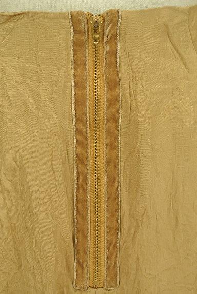Snidel(スナイデル)の古着「シャイニーサテンロングスカート(ロングスカート・マキシスカート)」大画像5へ