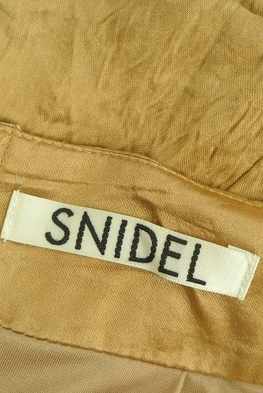 Snidel(スナイデル)の古着「シャイニーサテンロングスカート(ロングスカート・マキシスカート)」大画像6へ