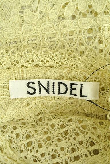 Snidel(スナイデル)の古着「総レースロマンスワンピ(ワンピース・チュニック)」大画像6へ