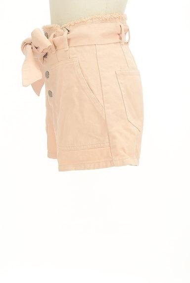 Lily Brown(リリーブラウン)の古着「カラーデニムショートパンツ(ショートパンツ・ハーフパンツ)」大画像3へ