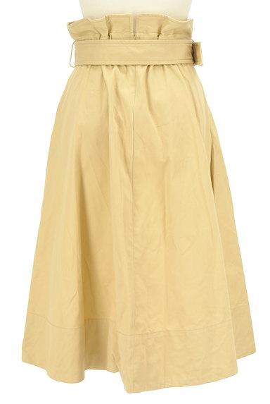 Lily Brown(リリーブラウン)の古着「ベルト付きハイウエストスカート(ロングスカート・マキシスカート)」大画像2へ