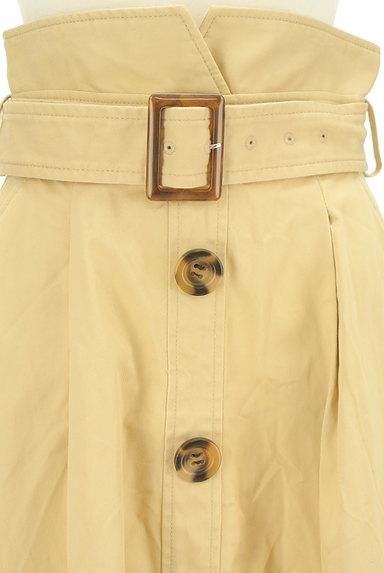 Lily Brown(リリーブラウン)の古着「ベルト付きハイウエストスカート(ロングスカート・マキシスカート)」大画像4へ