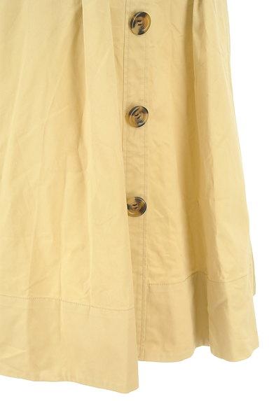 Lily Brown(リリーブラウン)の古着「ベルト付きハイウエストスカート(ロングスカート・マキシスカート)」大画像5へ