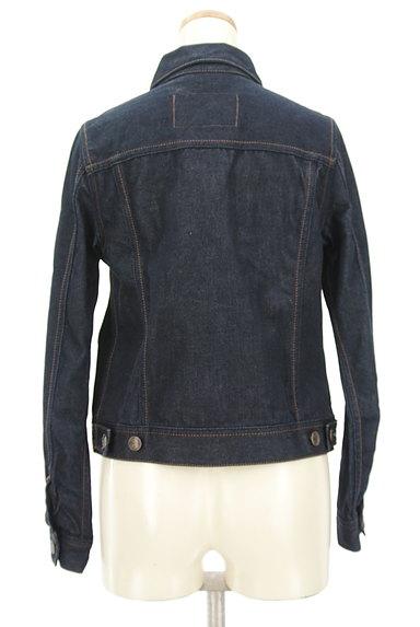 Rouge vif La cle(ルージュヴィフラクレ)の古着「インディゴデニムジャケット(ジャケット)」大画像2へ