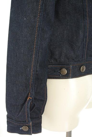 Rouge vif La cle(ルージュヴィフラクレ)の古着「インディゴデニムジャケット(ジャケット)」大画像5へ