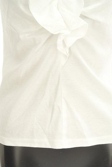 STRAWBERRY-FIELDS(ストロベリーフィールズ)の古着「フリルカットソー(カットソー・プルオーバー)」大画像5へ