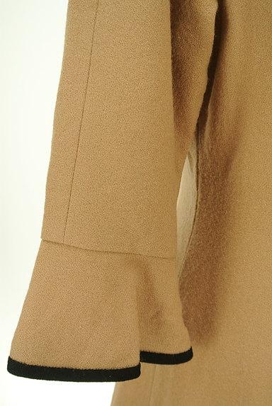 STRAWBERRY-FIELDS(ストロベリーフィールズ)の古着「バイカラーフレア7分袖ワンピース(ワンピース・チュニック)」大画像5へ