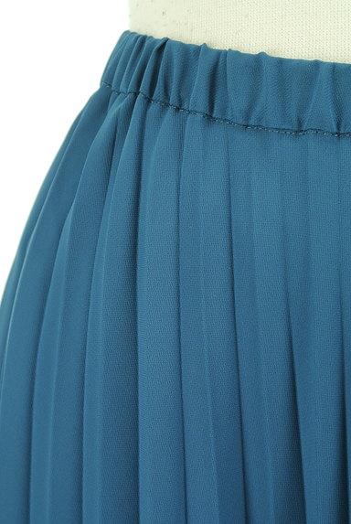 COUP DE CHANCE(クードシャンス)の古着「シフォンプリーツロングスカート(ロングスカート・マキシスカート)」大画像4へ