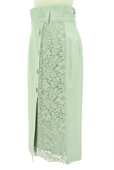 JUSGLITTY(ジャスグリッティー)の古着「ラップ風サイドレーススカート(スカート)」大画像3へ