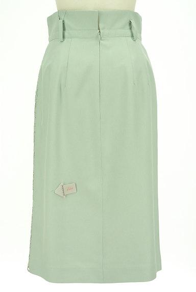 JUSGLITTY(ジャスグリッティー)の古着「ラップ風サイドレーススカート(スカート)」大画像4へ