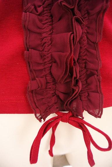 LUI CHANTANT(ルイシャンタン)の古着「シフォンフリルカットソー(カットソー・プルオーバー)」大画像5へ