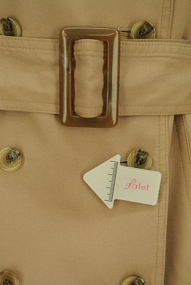 LUI CHANTANT(ルイシャンタン)の古着「スタンドカラートレンチコート(トレンチコート)」大画像5へ