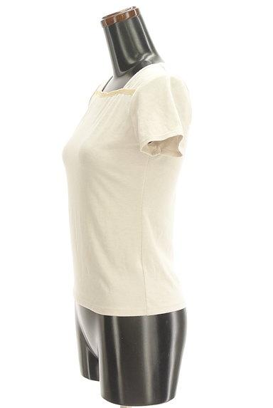 LUI CHANTANT(ルイシャンタン)の古着「ラメゴールドラインカットソー(カットソー・プルオーバー)」大画像3へ