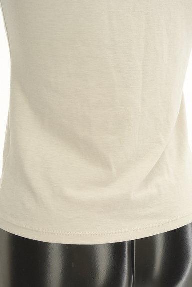 LUI CHANTANT(ルイシャンタン)の古着「ラメゴールドラインカットソー(カットソー・プルオーバー)」大画像5へ