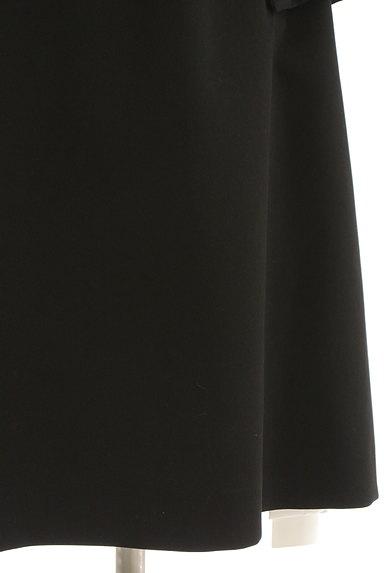 JUSGLITTY(ジャスグリッティー)の古着「ツイストリボン9分袖ワンピース(ワンピース・チュニック)」大画像5へ