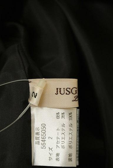 JUSGLITTY(ジャスグリッティー)の古着「ツイストリボン9分袖ワンピース(ワンピース・チュニック)」大画像6へ