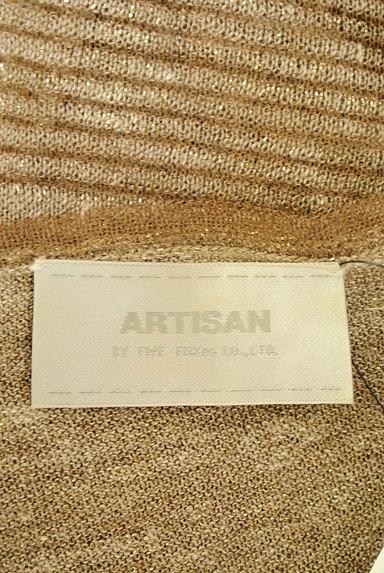 ARTISAN(アルチザン)の古着「ラメロングサマーニット(ニット)」大画像6へ