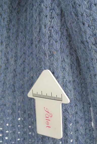 VICKY(ビッキー)の古着「エコレザーベルト付きカーディガン(カーディガン・ボレロ)」大画像5へ