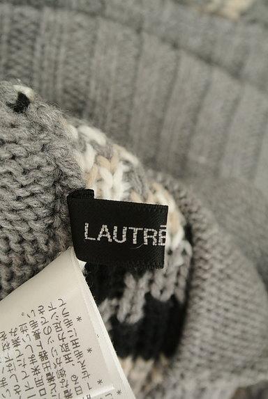 LAUTREAMONT(ロートレアモン)の古着「エスニックがロングカーディガン(カーディガン・ボレロ)」大画像6へ