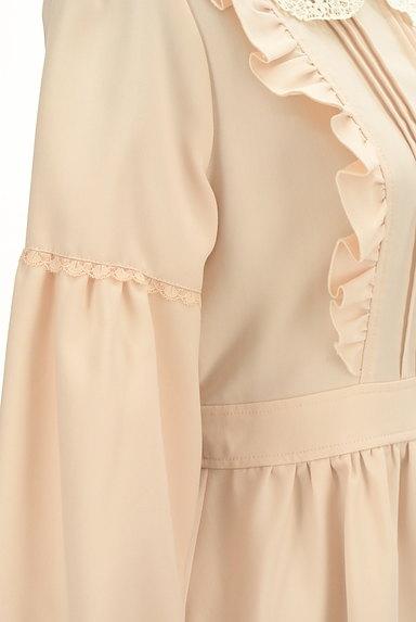 axes femme(アクシーズファム)の古着「刺繍レース襟ロマンティックワンピ(ワンピース・チュニック)」大画像5へ