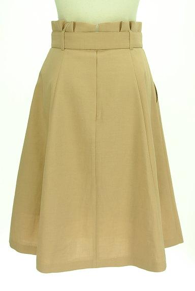 Rirandture(リランドチュール)の古着「ベルト付き膝下丈フレアスカート(スカート)」大画像2へ