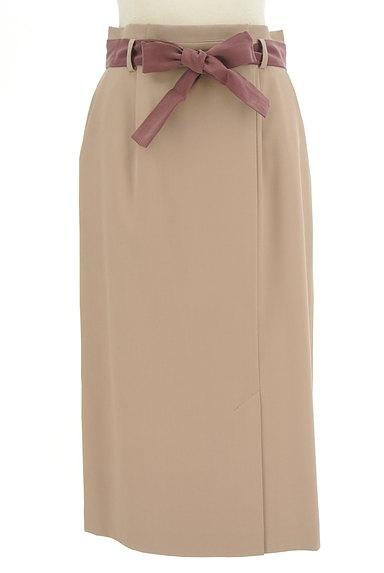 PROPORTION BODY DRESSING(プロポーションボディ ドレッシング)の古着「スリットタイトロングスカート(ロングスカート・マキシスカート)」大画像1へ
