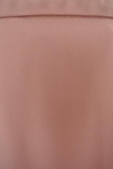 QUEENS COURT(クイーンズコート)の古着「シャイニードレープロングスカート(ロングスカート・マキシスカート)」大画像4へ