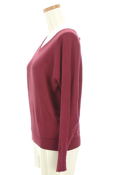Couture Brooch(クチュールブローチ)の古着「袖パールバックリボンニット(ニット)」大画像3へ