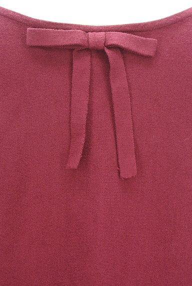 Couture Brooch(クチュールブローチ)の古着「袖パールバックリボンニット(ニット)」大画像4へ