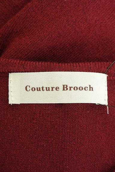 Couture Brooch(クチュールブローチ)の古着「袖パールバックリボンニット(ニット)」大画像6へ