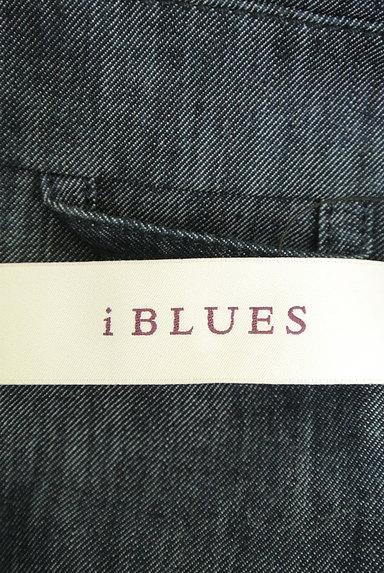 IBLUES(イブルース)の古着「デニムトレンチコート(トレンチコート)」大画像6へ