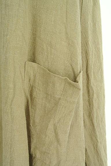 SM2(サマンサモスモス)の古着「ワッシャーコットンリネンワンピ(ワンピース・チュニック)」大画像5へ
