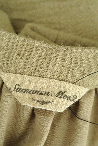 SM2(サマンサモスモス)の古着「ワッシャーコットンリネンワンピ(ワンピース・チュニック)」大画像6へ