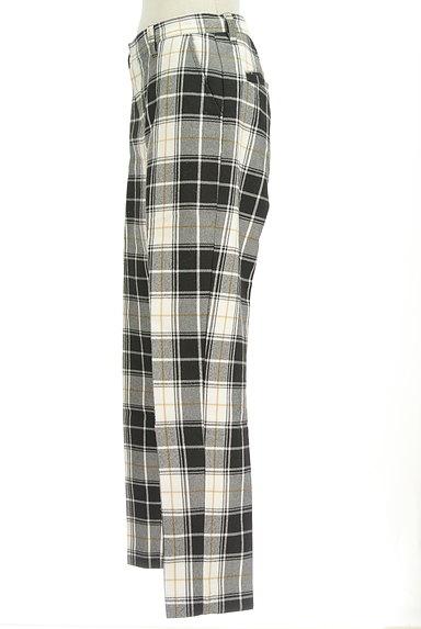 X-girl(エックスガール)の古着「センタープレステーパードパンツ(パンツ)」大画像3へ