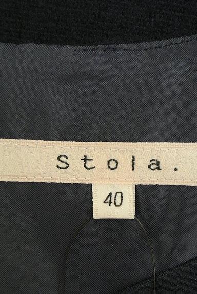 Stola.(ストラ)の古着「膝下丈ウールワンピース(ワンピース・チュニック)」大画像6へ