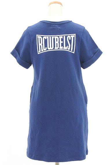 RODEO CROWNS(ロデオクラウン)の古着「ロディ君プリントTシャツワンピ(ワンピース・チュニック)」大画像2へ