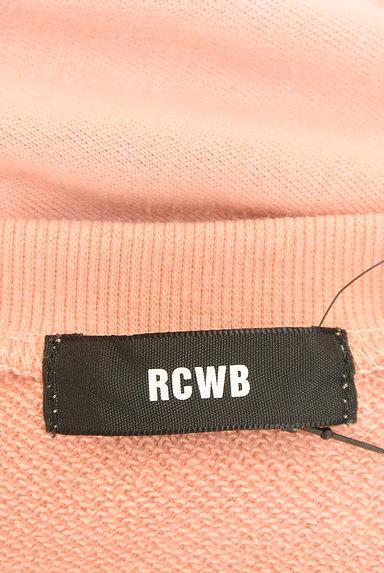 RODEO CROWNS(ロデオクラウン)の古着「裾リボンビッグスウェット(スウェット・パーカー)」大画像6へ