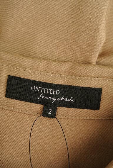 UNTITLED(アンタイトル)の古着「フラップポケットシャツ(カジュアルシャツ)」大画像6へ